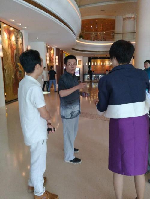 张旭光老师 by 深圳市符氏书画教育