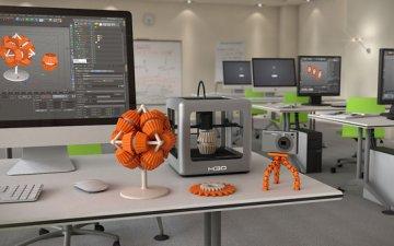 【10~18岁】3D打印课程