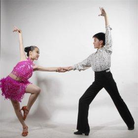 拉丁舞图片