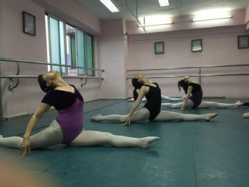 芭蕾舞 成人形体班