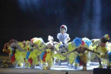 中国舞专业