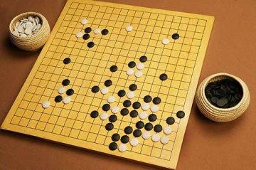 围棋课程[转发有奖]图片