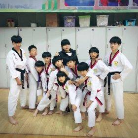 跆拳道大众班