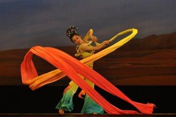 中国舞4级图片