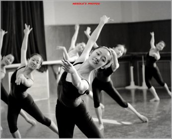 中国舞(五级)