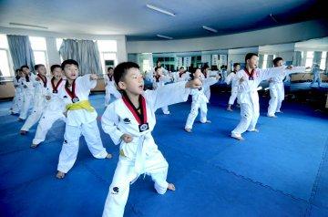 跆拳道(周一班)