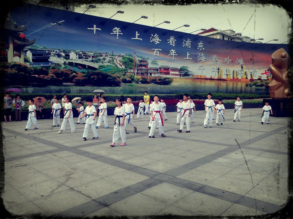 青少年跆拳道(021-64595512)