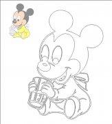 1-3岁儿童涂鸦课程
