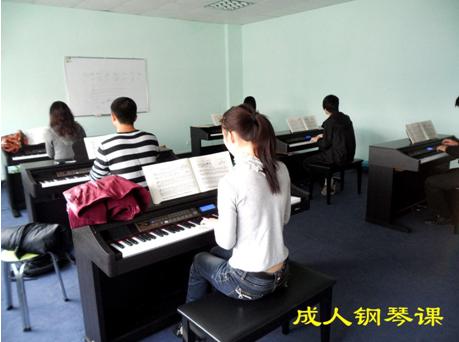 成人钢琴拍档班