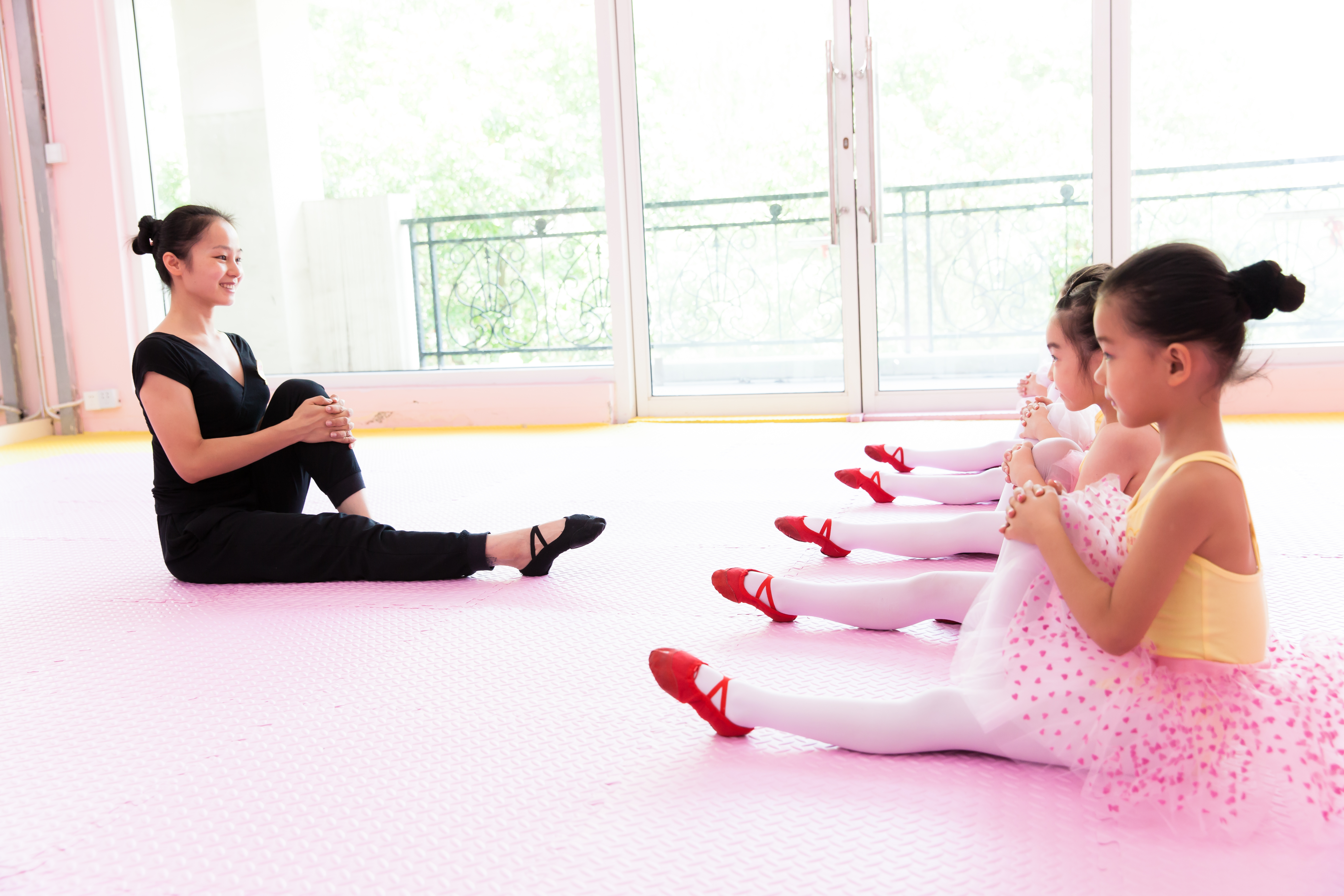 舞蹈课程介绍