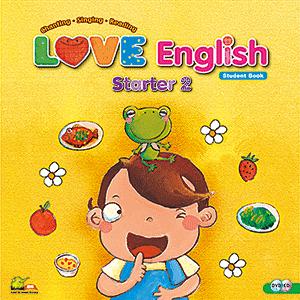 Love Enlish 英语(倍比英语)