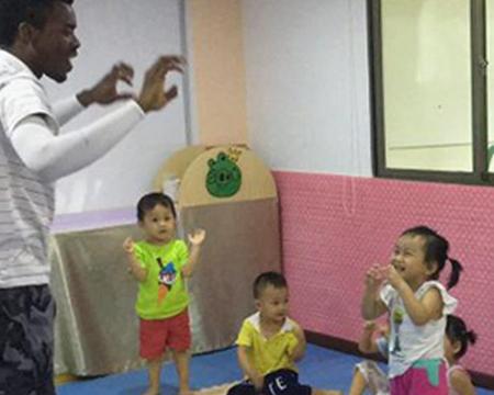 外教口语课(外教3-6岁)
