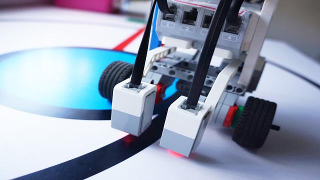 巡线机器人竞赛课程