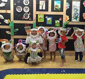 BabyArt艺术课(双语1.5-6岁)