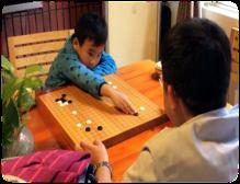 围棋高级班(业余2级-1级)