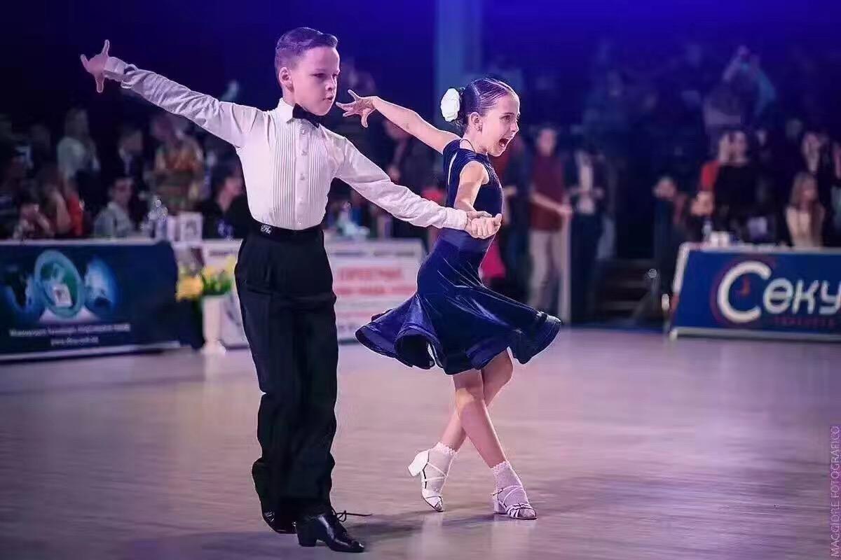 国标-拉丁舞
