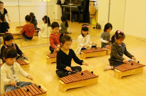 奥尔夫早教音乐课程[转发有奖]图片