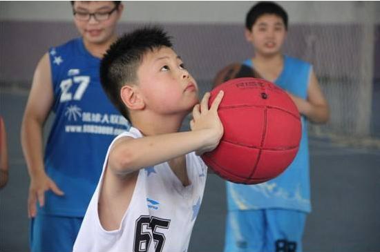 篮球精英培训班图片