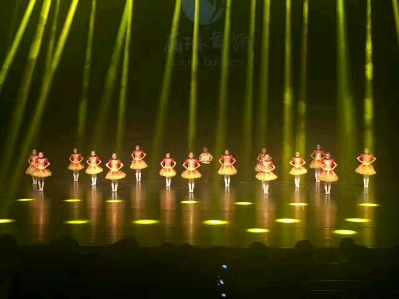 曼妙轻灵中国舞