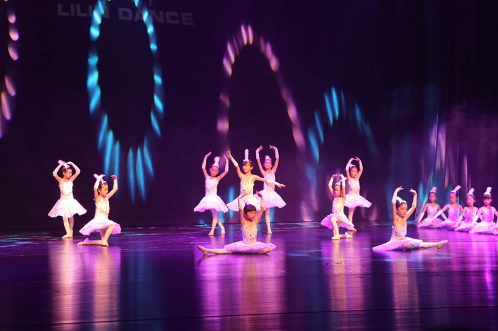 花漾轻姿芭蕾舞