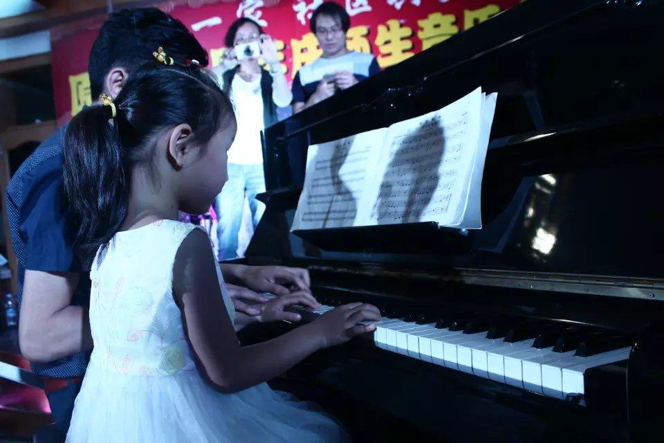 少儿钢琴课程