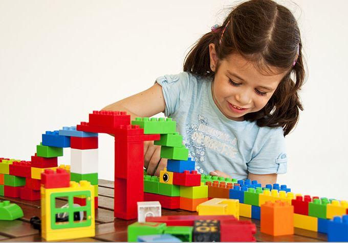 幼儿创意机器人课