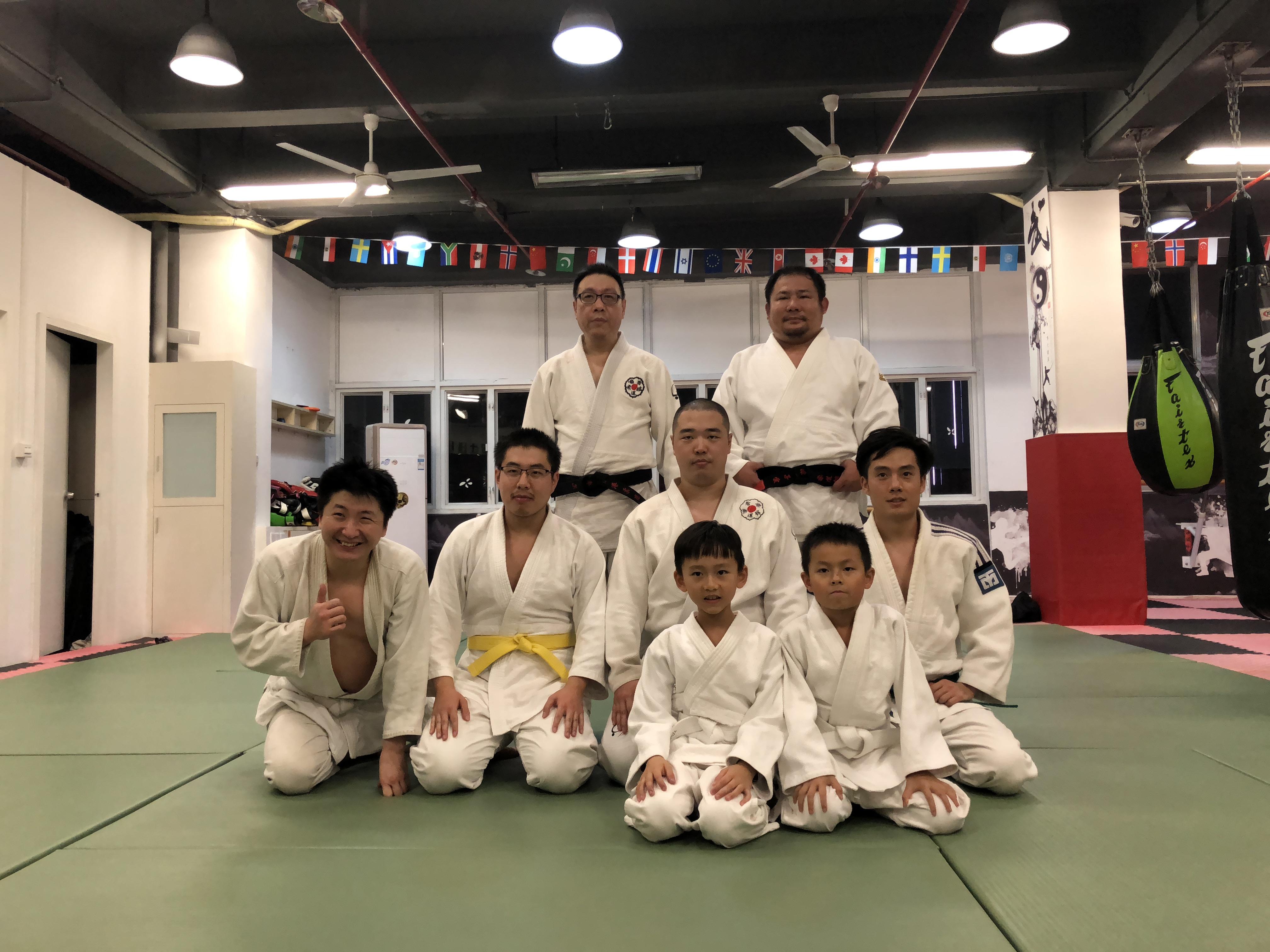 唐堂-柔道课程
