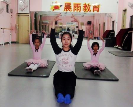 中国舞普通班