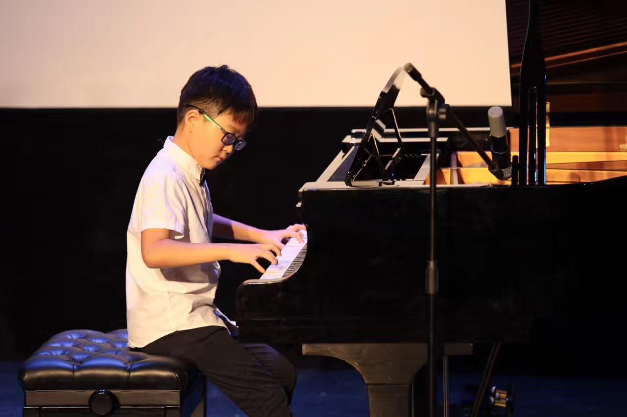 钢琴常规课(适合4周岁及以上)
