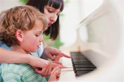 亲子钢琴启蒙课(适合3-4周岁)