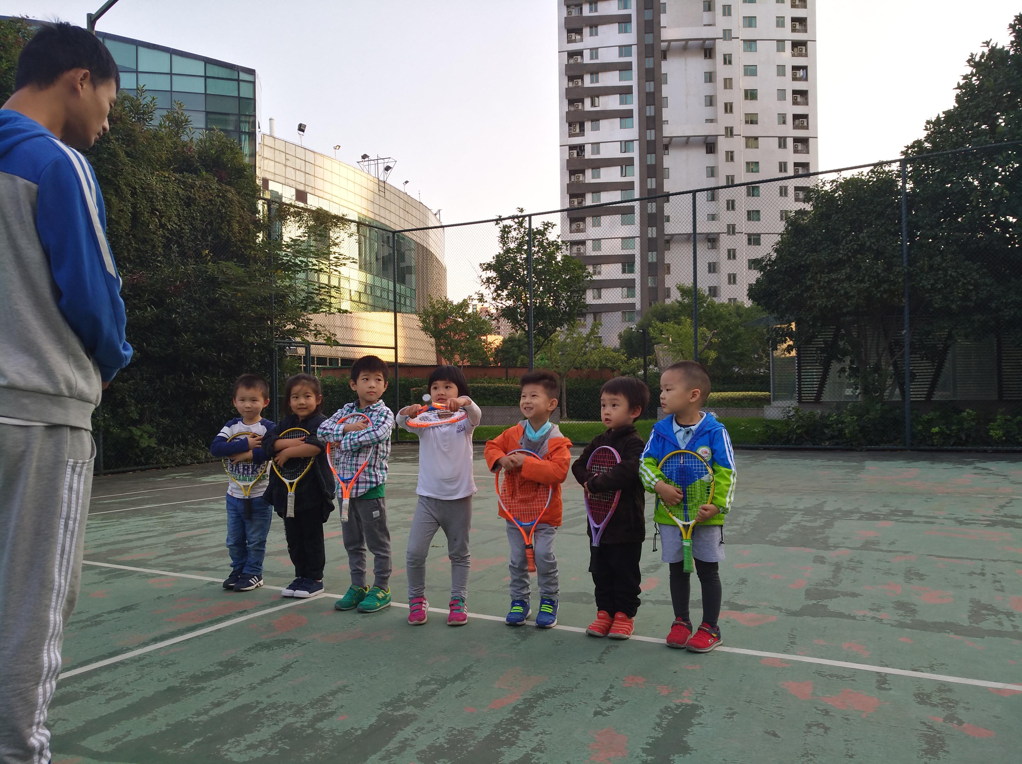 幼儿网球培训班