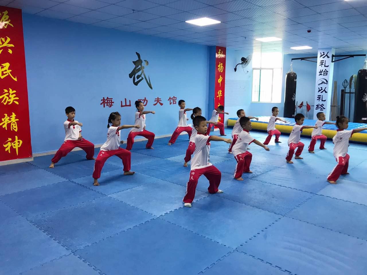 中国功夫4-16岁