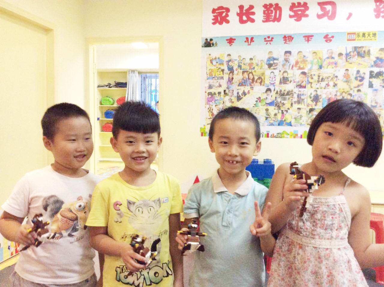 3-6岁幼儿提升自主力培训班