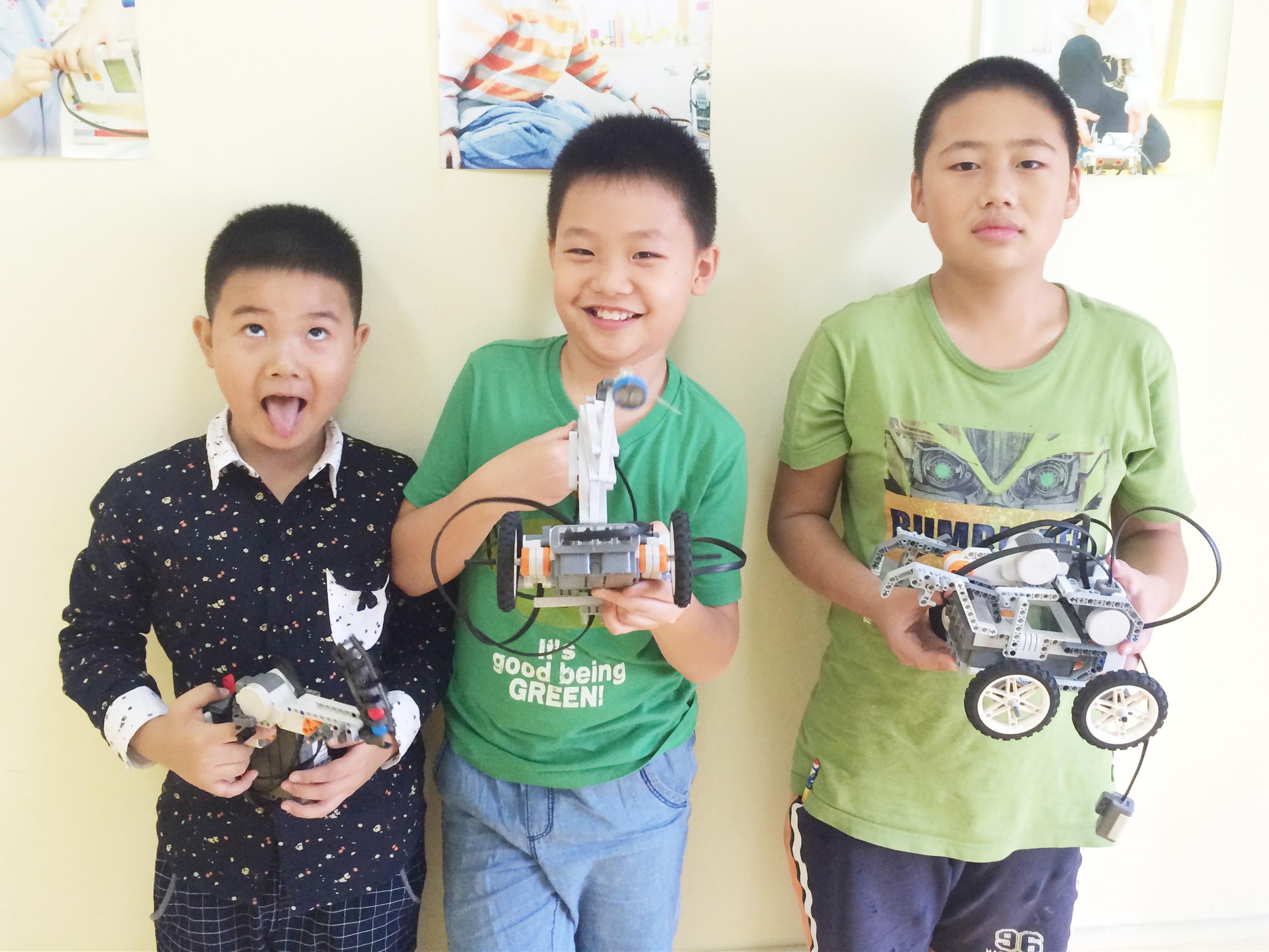 6-15岁少儿提升自主力培训班