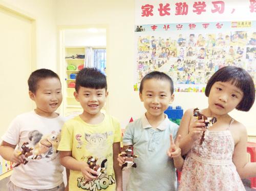 3-6岁幼儿提升明理力培训班