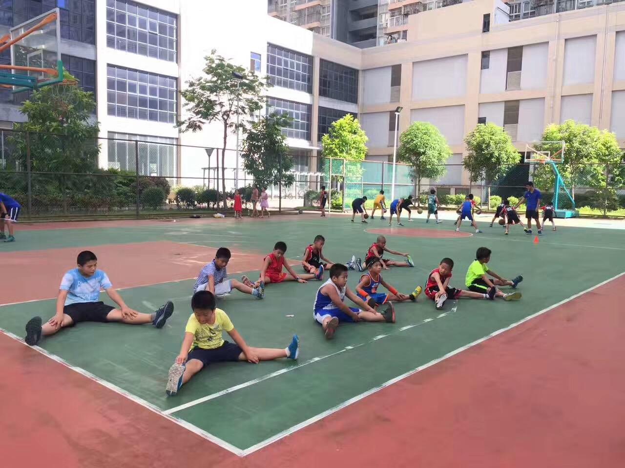 【龙飞篮球训练营】 - 天昊华庭