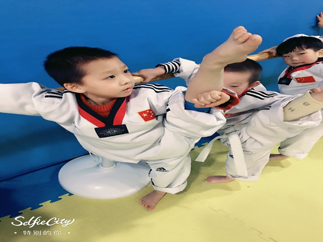 跆拳道启蒙班
