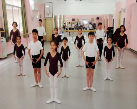 中国舞特长生班