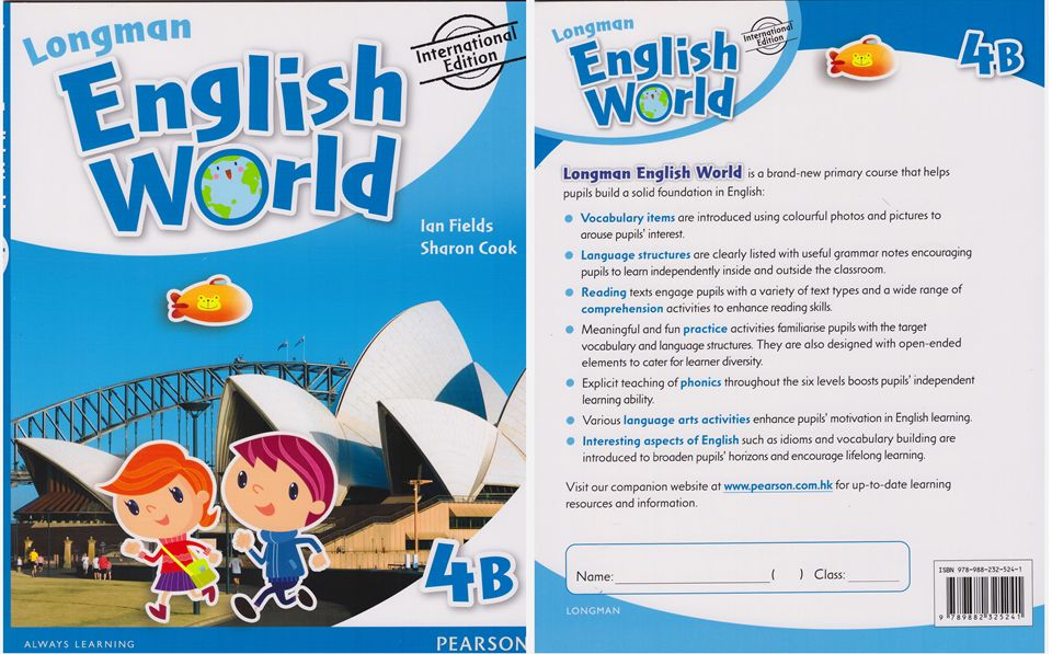 朗文《Longman English World》图片