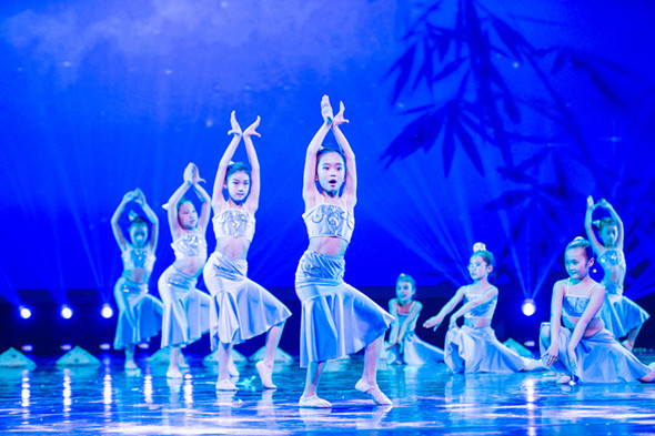 幼儿中国舞启蒙班
