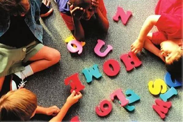 2018暑假幼儿自然拼读班