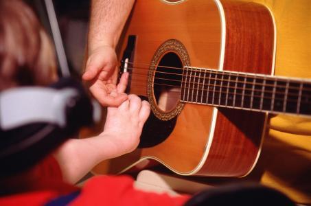 ❥吉他课一对一