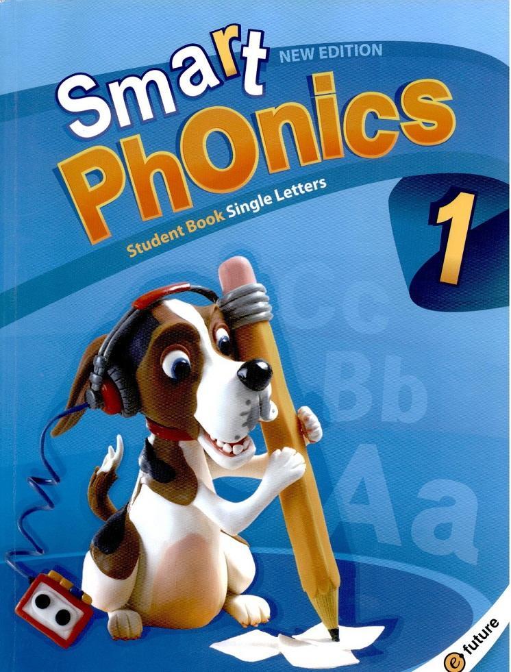 奋斗士幼儿智慧拼读Smart Phonics