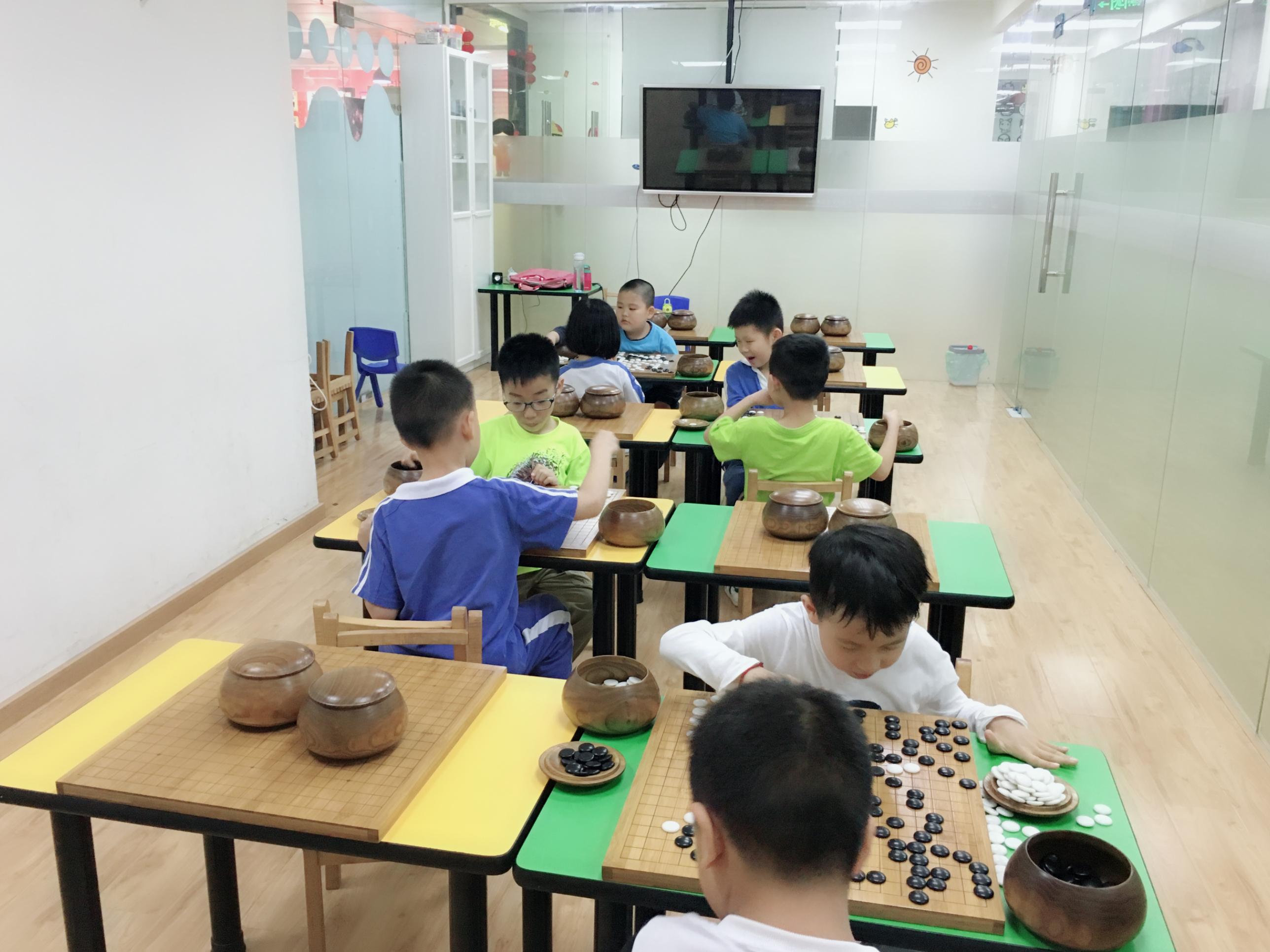 围棋精彩课程