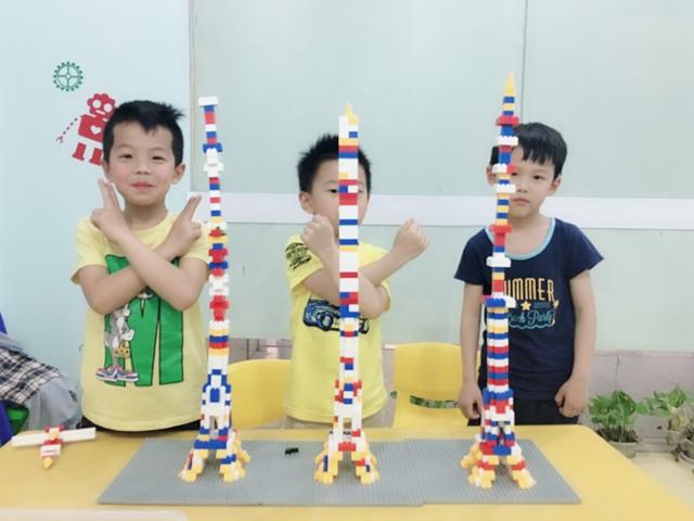 小小建筑师 5岁以上