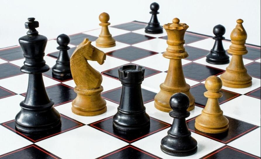 彩色斑马国际象棋班