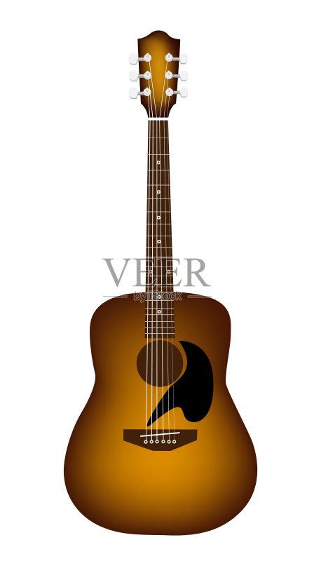 少儿、成人吉他课程图片