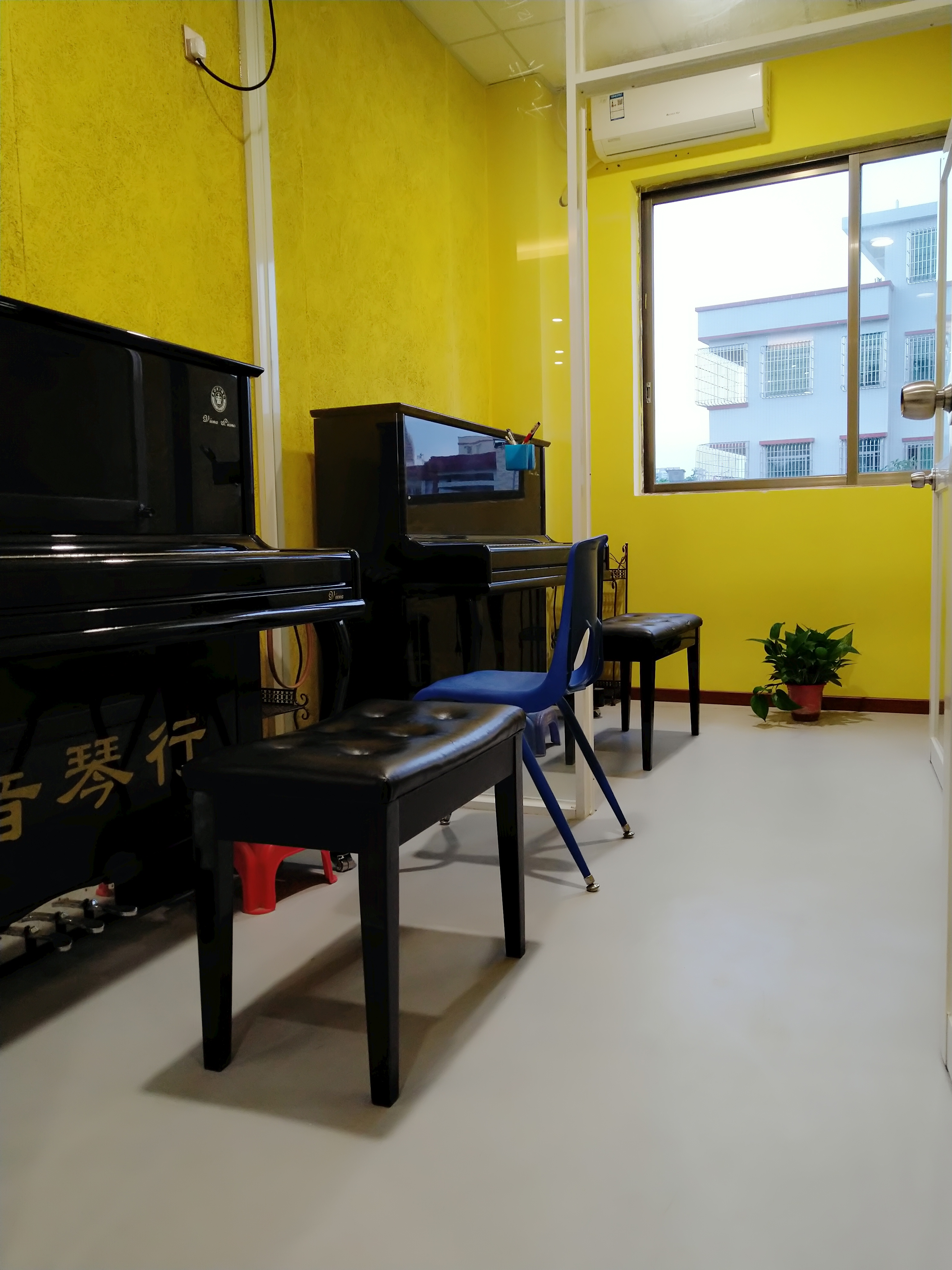 钢琴一对一课程