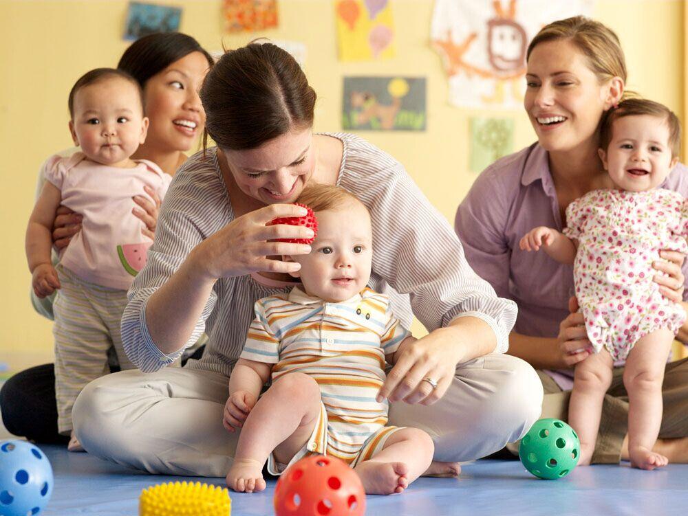 0-3岁亲子早教课