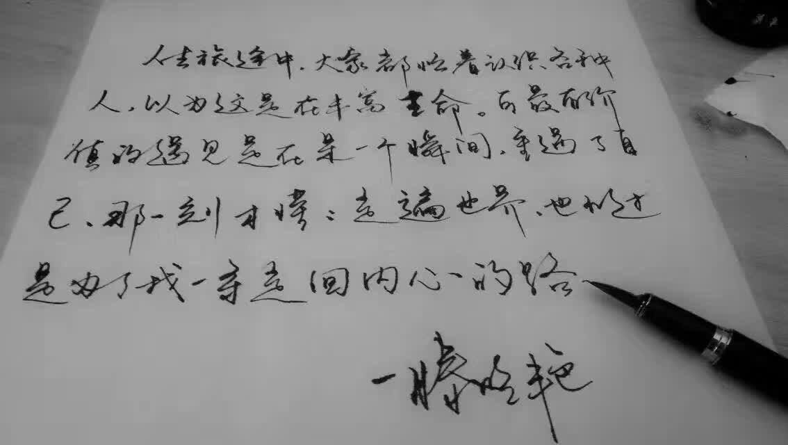 葡萄云泗泾校区少儿硬笔书法